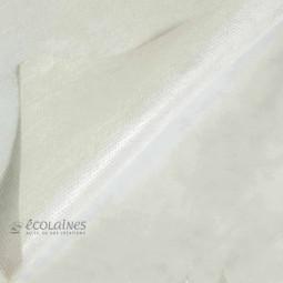 Solufix de Vlieseline non-tissé soluble autocollant