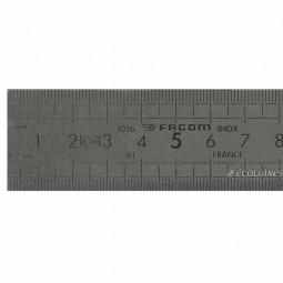Règle métal 30 cm