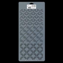 Stencil de patchwork - Overall design