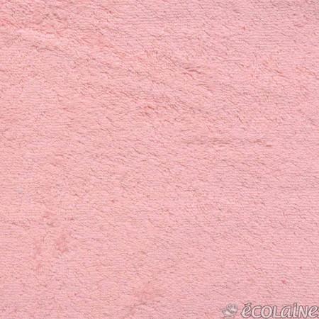 Tissu éponge 440g/m² Rose