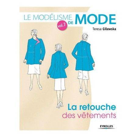 Livre : La retouche des vêtements - Volume 7