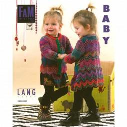 Catalogue Lang Yarns n°223 - Baby