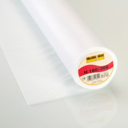 Toile thermocollante H 180 Blanc Vlieseline