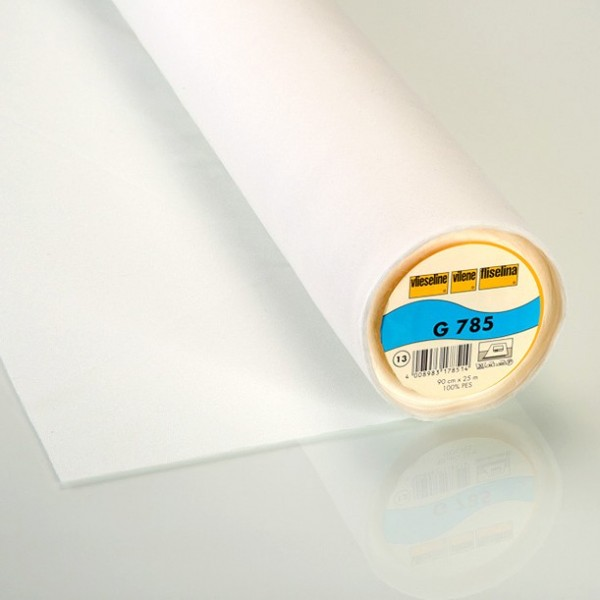 Thermocollante extensible G 785  Blanc Vlieseline