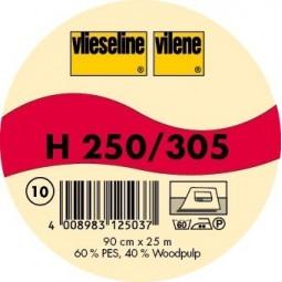 Toile thermocollante H 250 Blanc  Vlieseline