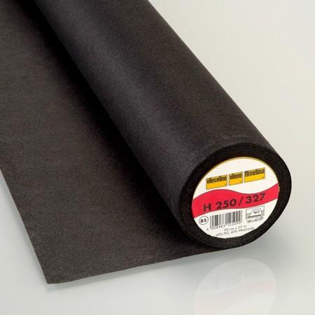 Toile thermocollante H 250 Noir Vlieseline