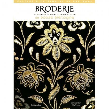 Livre : La broderie en Basse-Bretagne