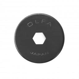 Lames pour cutter rotatif 18 mm Olfa