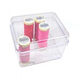 Boîte de rangement pour 12 bobines de fil - Gütermann