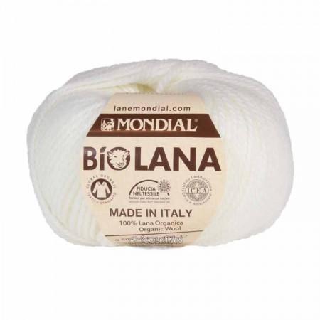 Biolana col.100 Blanc