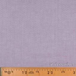 Tissu japonais coton épais - parme clair à pois