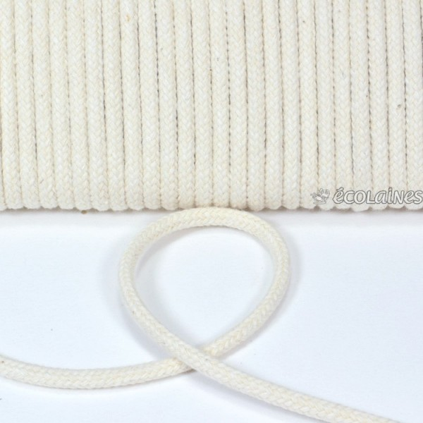 Ganse passepoil coton 3 mm