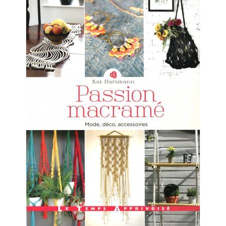 Livre : Passion macramé