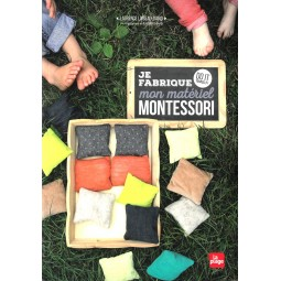 Livre : Je fabrique mon matériel Montessori