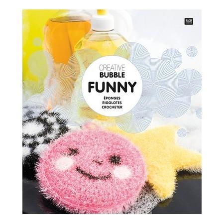 Livre Créative Bubble - Funny