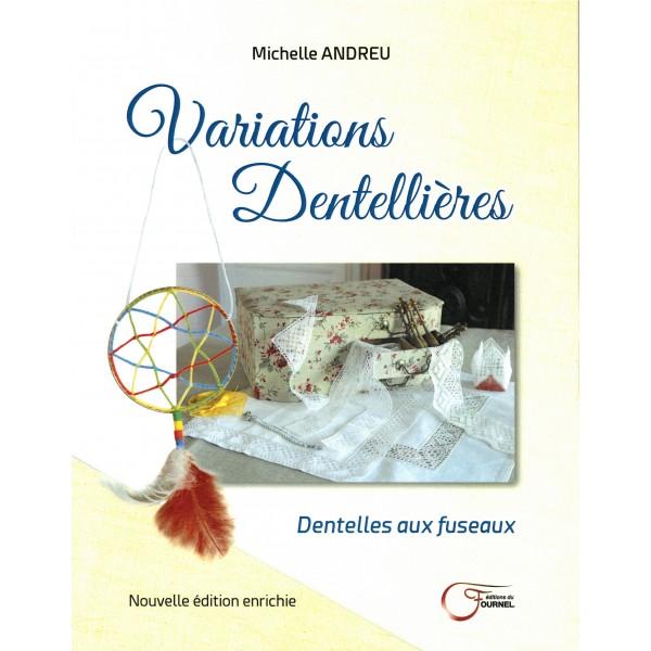 Livre : Variations dentellières