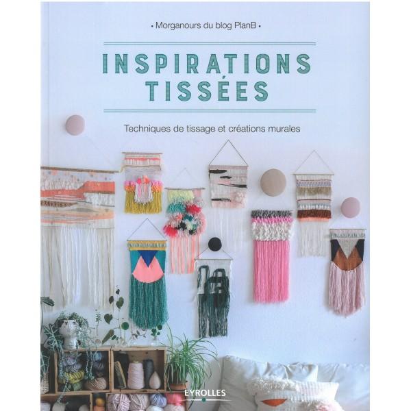 Livre : Inspirations tissées