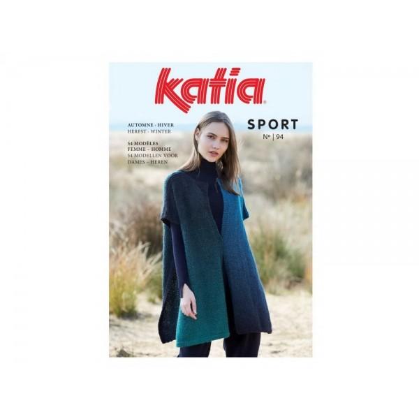 Catalogue Katia n°94 - Sport