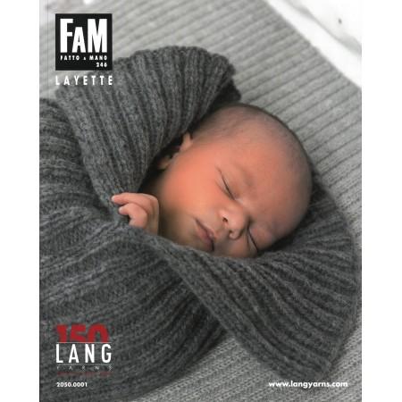Catalogue Lang Yarns n°246 - Layette
