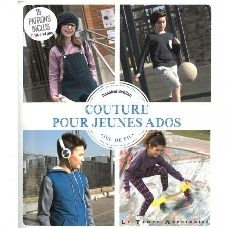 Livre : Couture pour jeunes ados
