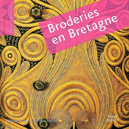 Livre : Broderies en Bretagne