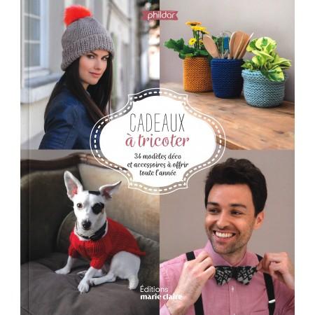Livre : Cadeaux à tricoter