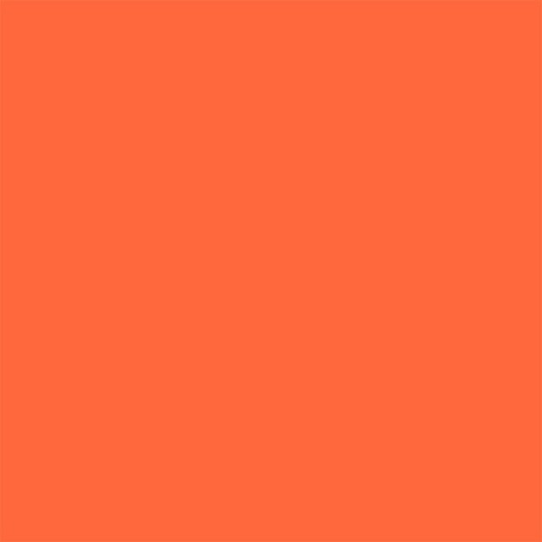 Tissu uni patchwork - Abricot