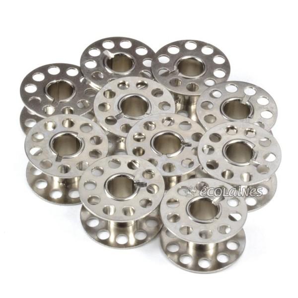 10 Canettes métal standard