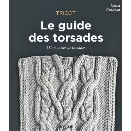 Livre de tricot : Le guide des torsades