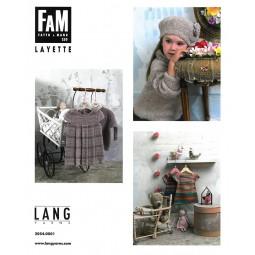 Catalogue Lang Yarns n°250 - Layette