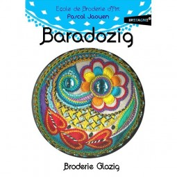 Kit de broderie : Coffret Glazig - Baradozig