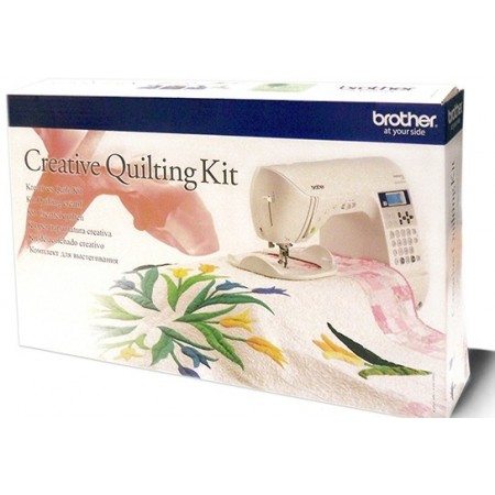 Kit quilting Brother NV100.150.350.550.1250