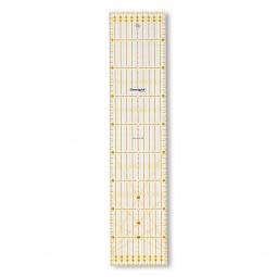 Règle de patchwork Omnigrid 10 x 45 cm