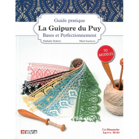 Livre : La guipure du Puy