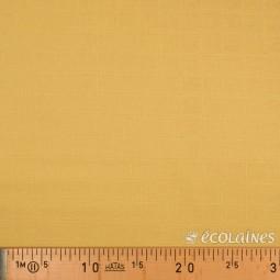 Lange de coton biologique miel