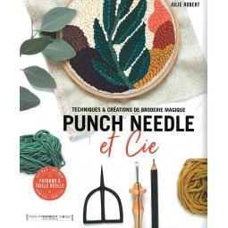 Livre : Punch Needle et Cie