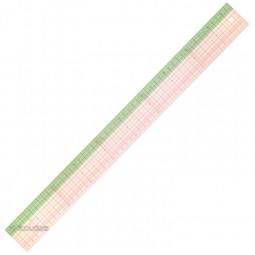 Règle japonaise quadrillée 50 cm Clover