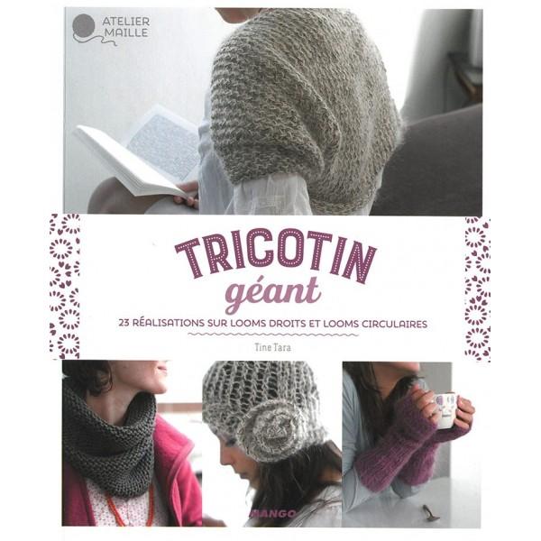 Livre : Tricotin géant