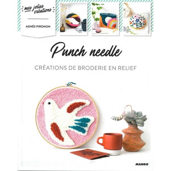 Livre : Punch Needle