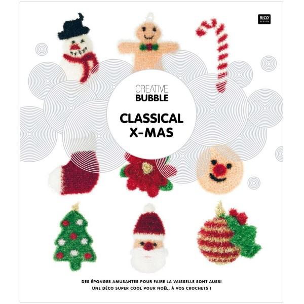 Livre Créative Bubble - Classical X-Mas