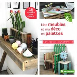 Livre : Mes meubles et ma déco en palettes
