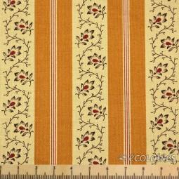 Tissu Moda - Stripe golden yellow