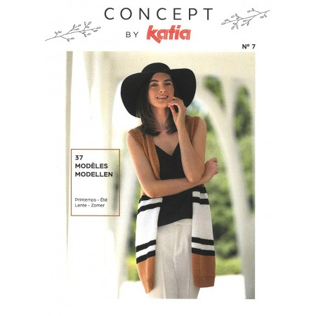 Catalogue Concept by Katia - Printemps - Eté n°7