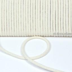 Rouleau ganse passepoil coton 2 mm - 100 mètres