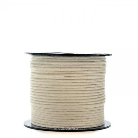 Rouleau ganse passepoil coton 3 mm - 100 m