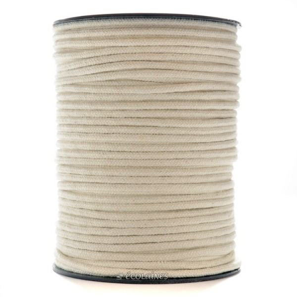 Rouleau ganse passepoil coton 5 mm - 100 mètres