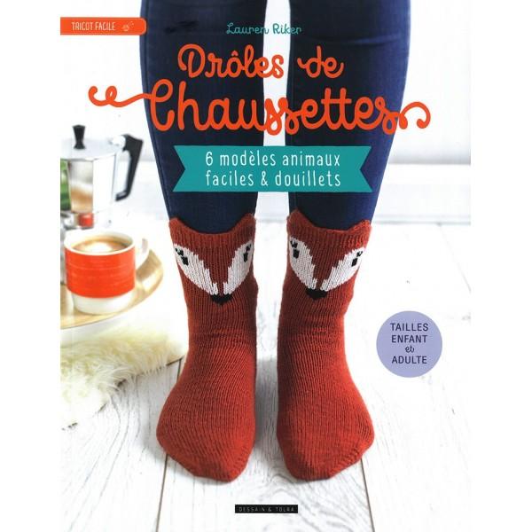 Livre : Drôles de chaussettes