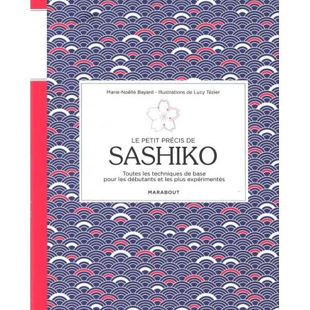 Livre : Le petit précis de sashiko