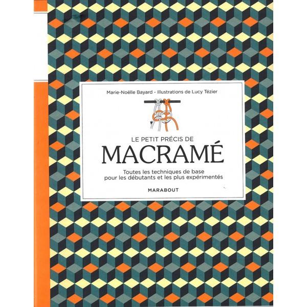 Livre : Le petit précis de macramé