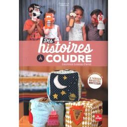 Livre : Des histoires à coudre